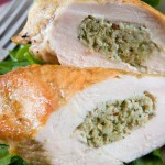 Carmens Herb Stuffed Chicken Breast
