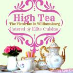 Carmen Alves, High Tea, Elite Cuisine