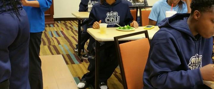 ODU Catering event - Carmen Alves, Elite Cuisine
